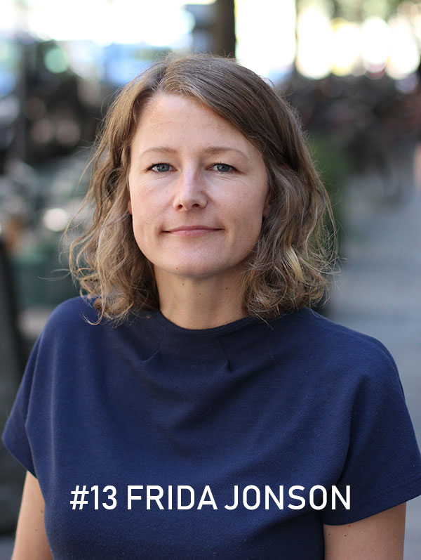 Frida Jonson, foto: Christian von Essen, Heja Framtiden