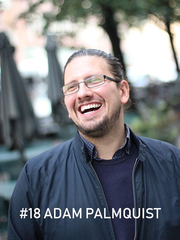 Adam Palmquist, foto: Christian von Essen, Hejaframtiden.se