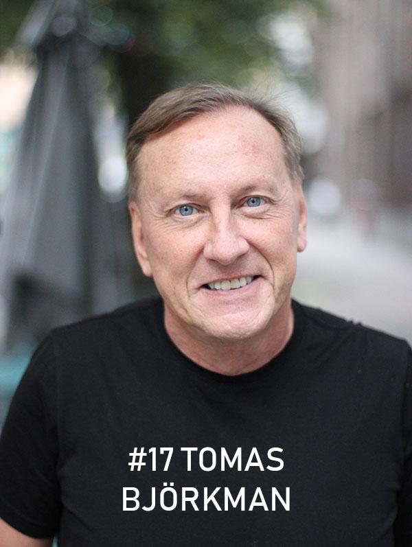 Tomas Björkman, foto: Christian von Essen, Hejaframtiden.se