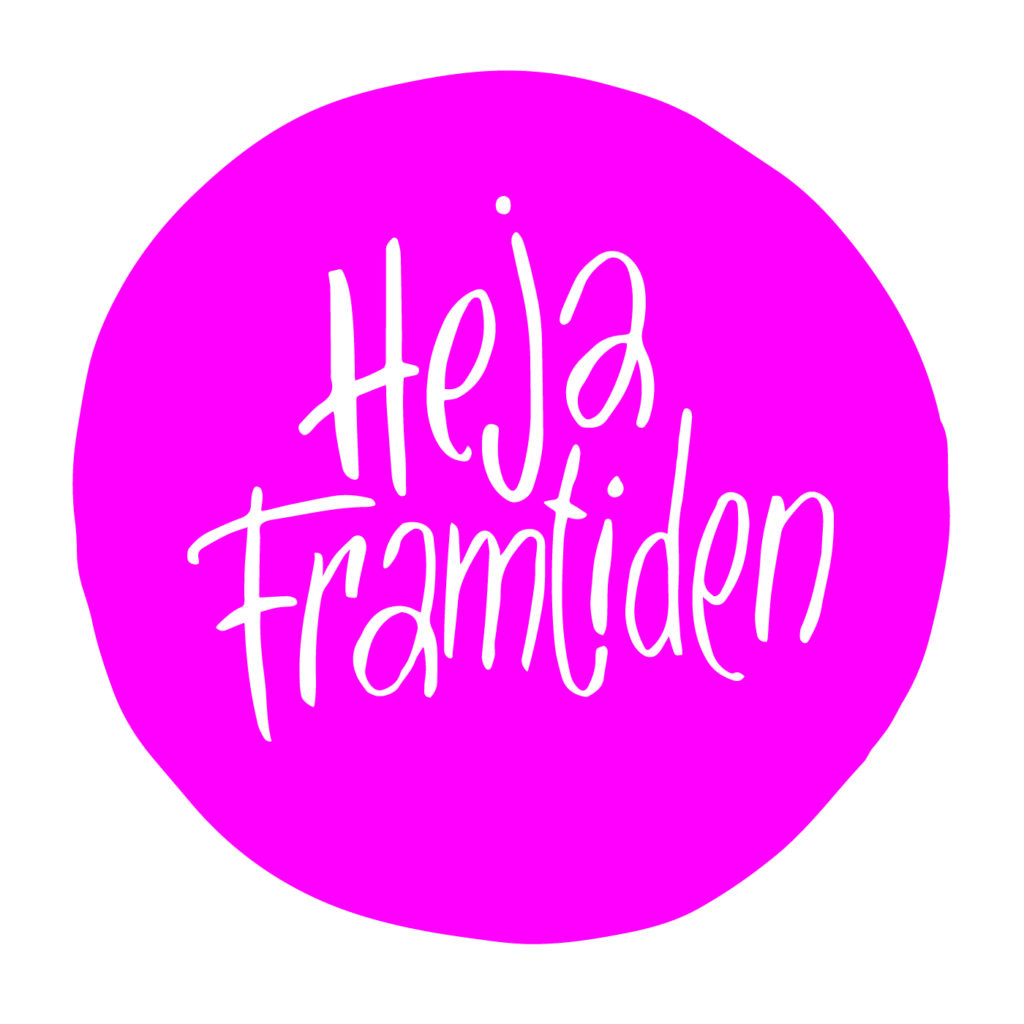 Heja Framtiden - podcast and platform for conversations about the future