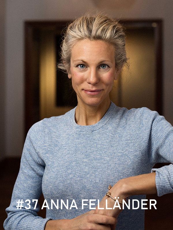 Anna Felländer, pressbild