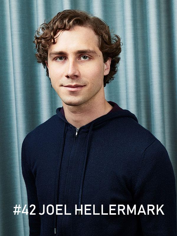 Joel Hellermark, Sana Labs (pressbild)