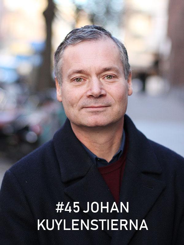 Johan Kuylenstierna / Foto: Christian von Essen, hejaframtiden.se