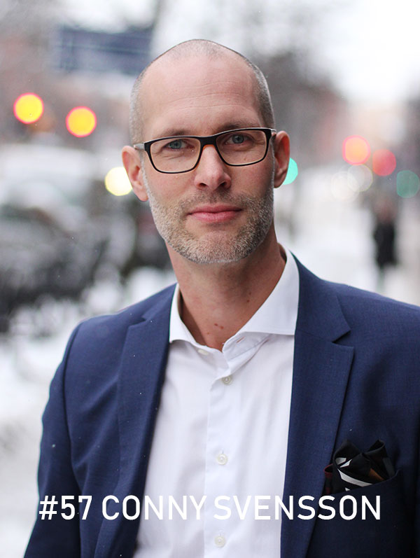 Conny Svensson, CGI. Foto: Christian von Essen, hejaframtiden.se