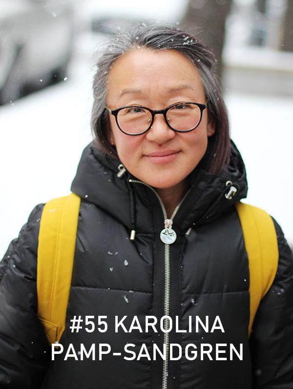 Karolina Pamp-Sandgren, ÅF. Foto: Christian von Essen, hejaframtiden.se