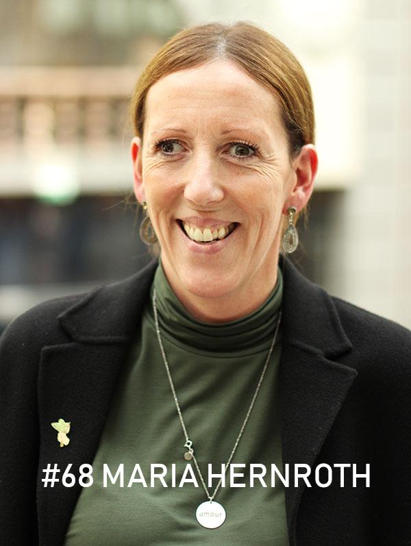Maria Hernroth, Peab. Foto: Christian von Essen, hejaframtiden.se