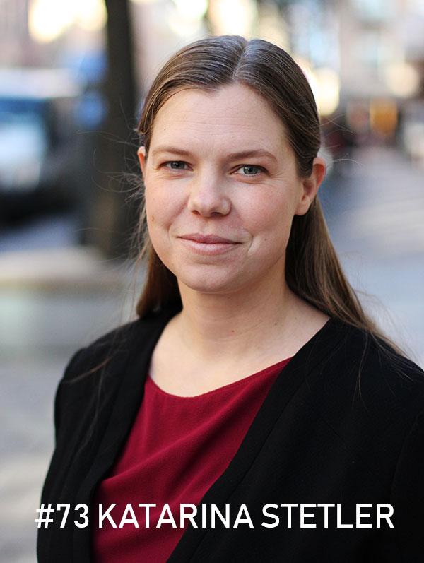 Katarina Stetler, Kairos Future / Foto: Christian von Essen, hejaframtiden.se