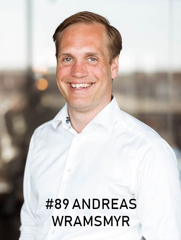 Andreas Wramsmyr, Adnavem. Pressbild.