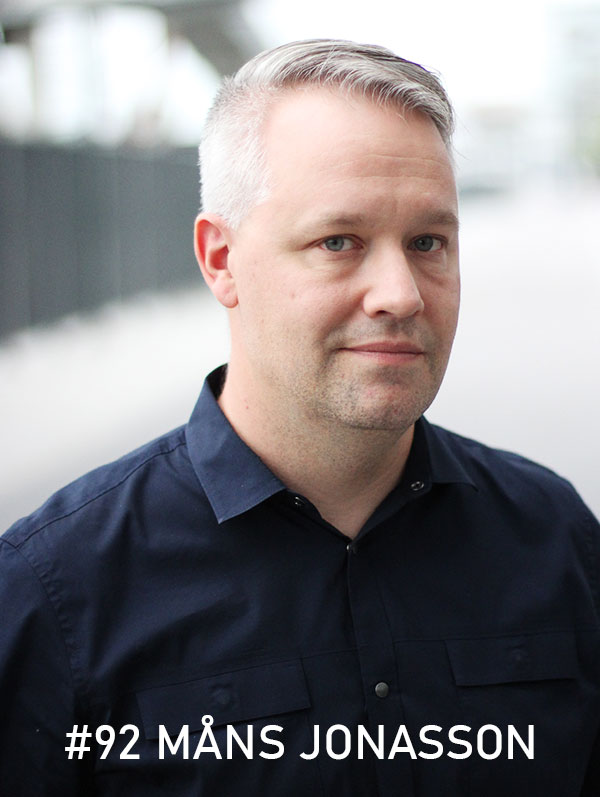 Måns Jonasson. Foto: Christian von Essen, hejaframtiden.se