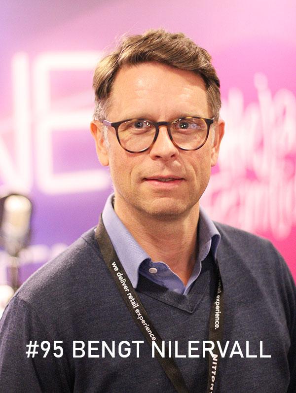 Bengt Nilervall. Foto: Christian von Essen, hejaframtiden.se