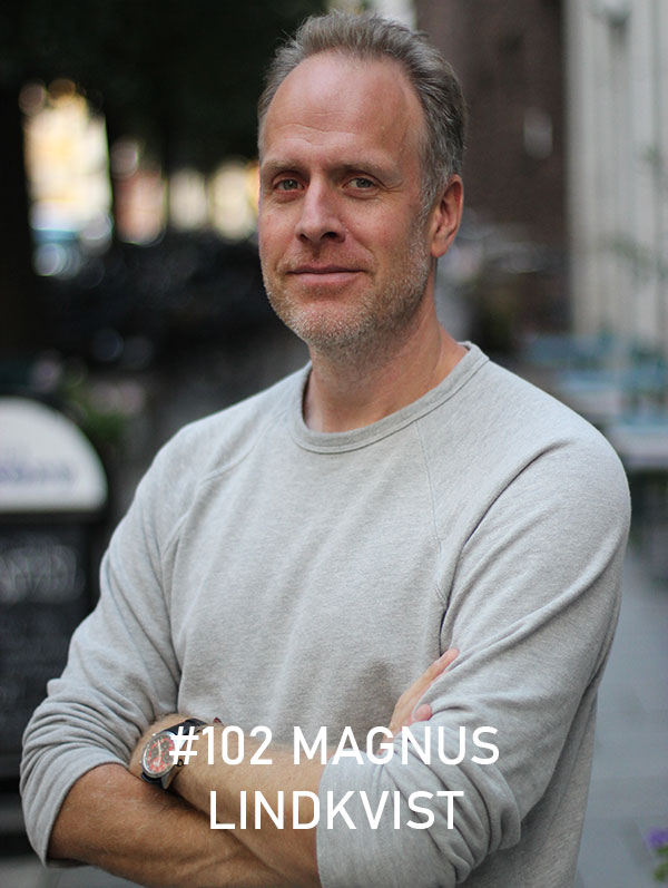 Magnus Lindkvist. Foto: Christian von Essen, hejaframtiden.se