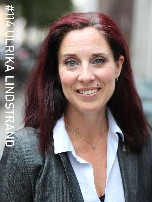 Ulrika Lindstrand. Foto: Christian von Essen
