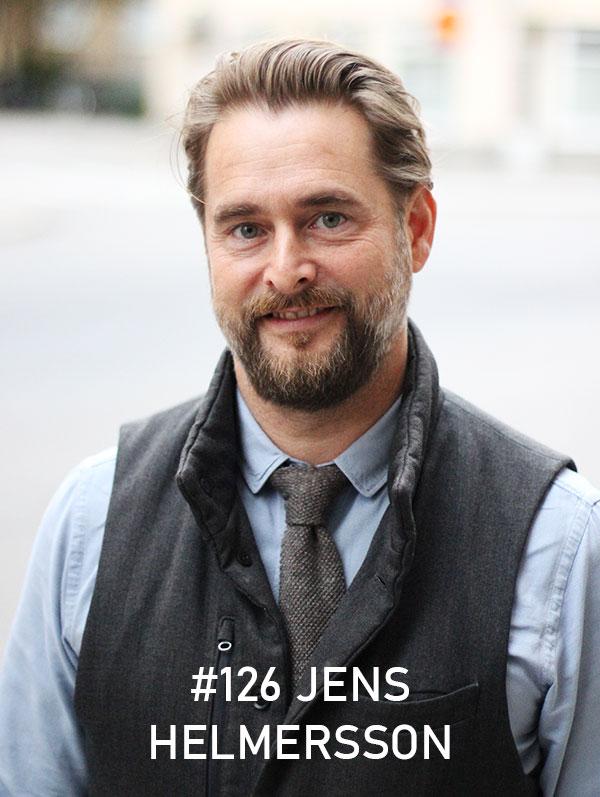 Jens Helmersson. Photo: Christian von Essen, hejaframtiden.se