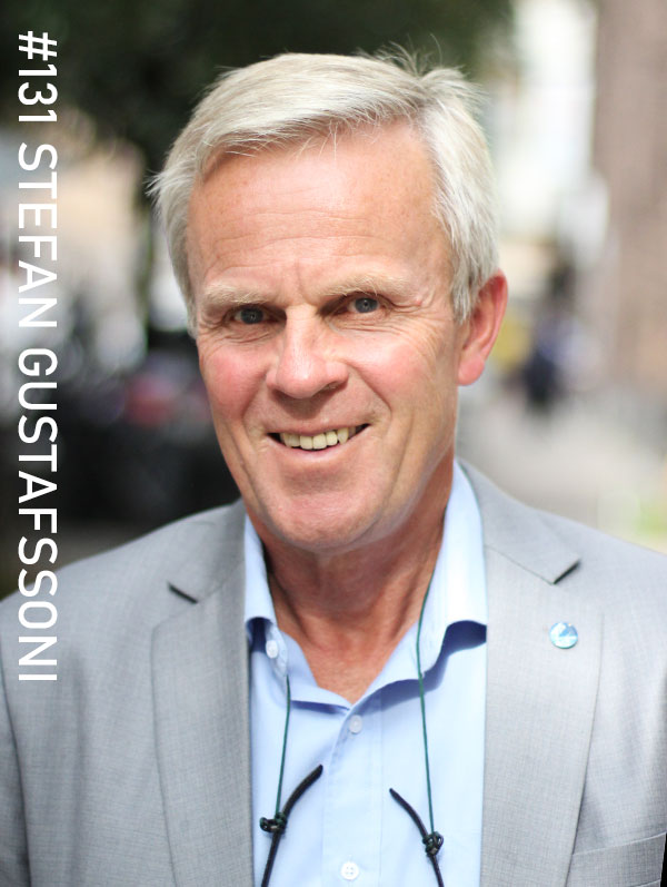 Stefan Gustafsson, SSC. Foto: Christian von Essen, hejaframtiden.se
