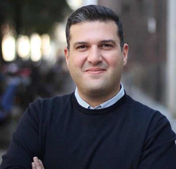 Sepehr Mousavi. Photo: Christian von Essen, hejaframtiden.se