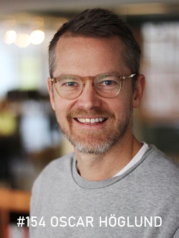 Oscar Höglund. Foto: Christian von Essen, hejaframtiden.se