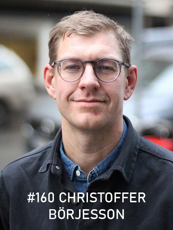Christoffer Börjesson. Foto: Christian von Essen, hejaframtiden.se