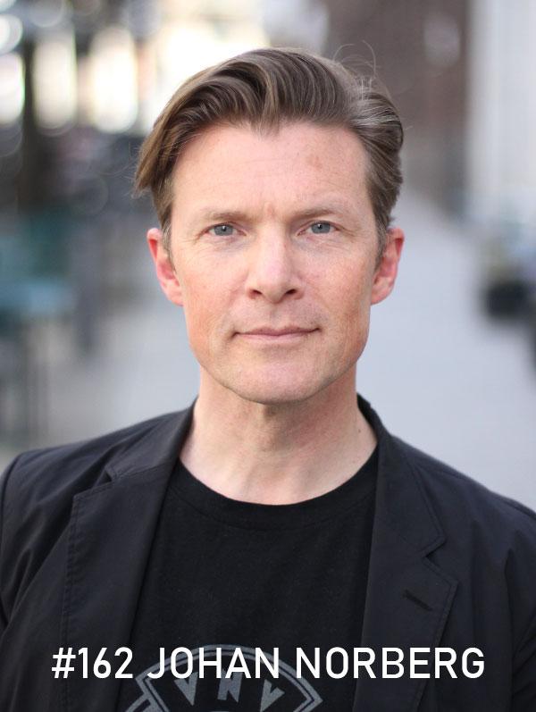 Johan Norberg. Foto: Christian von Essen, hejaframtiden.se