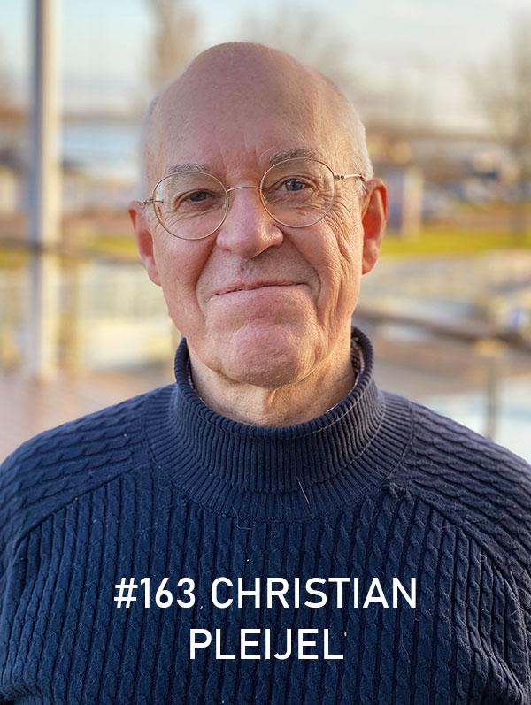 Christian Pleijel. Foto: Christian von Essen, hejaframtiden.se