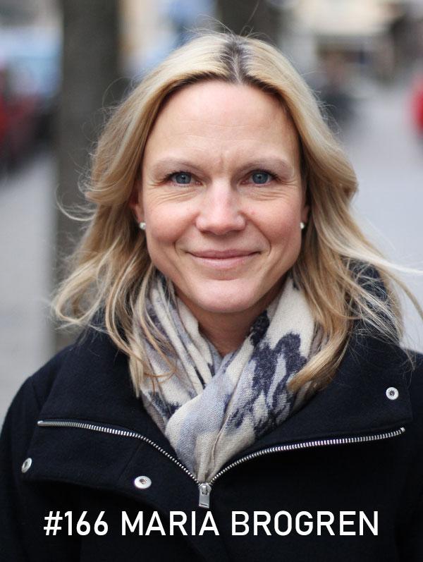 Maria Brogren. Foto: Christian von Essen, hejaframtiden.se