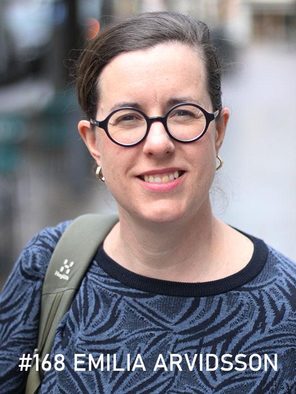 Emilia Arvidsson. Foto: Christian von Essen