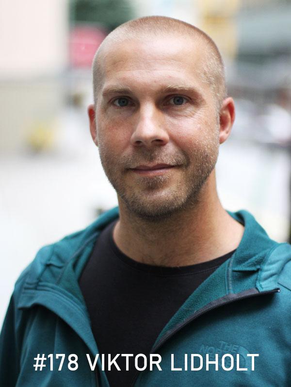 Viktor Lidholt. Photo: Christian von Essen, hejaframtiden.se