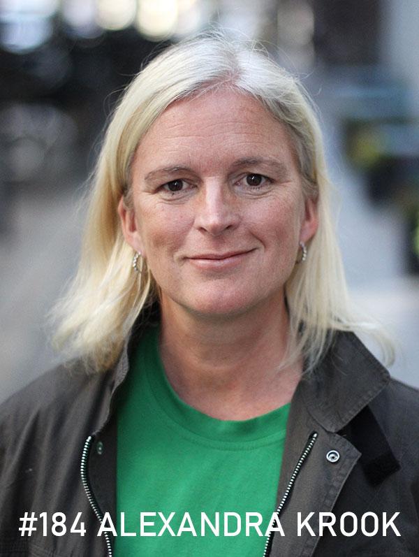 Alexandra Krook. Foto: Christian von Essen, hejaframtiden.se