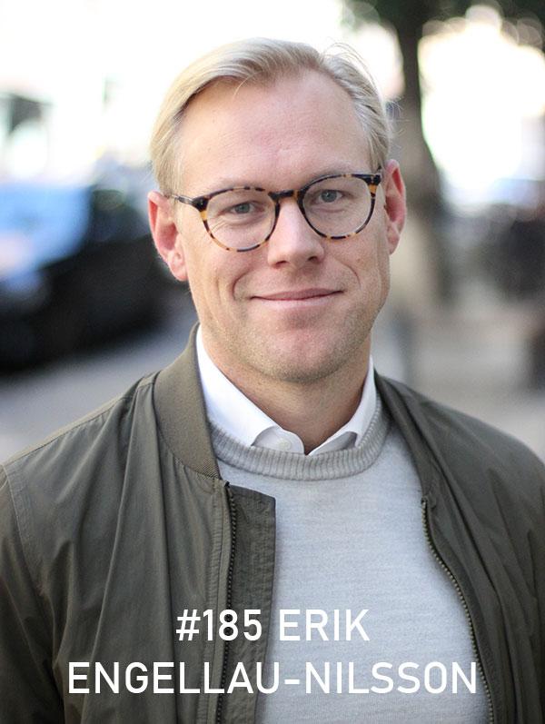 Erik Engellau-Nilsson. Foto: Christian von Essen, hejaframtiden.se