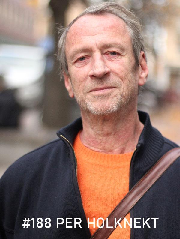 Per Holknekt. Foto: Christian von Essen, hejaframtiden.se