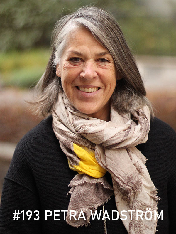 Petra Wadström, Solvatten. Foto: Christian von Essen, hejaframtiden.se