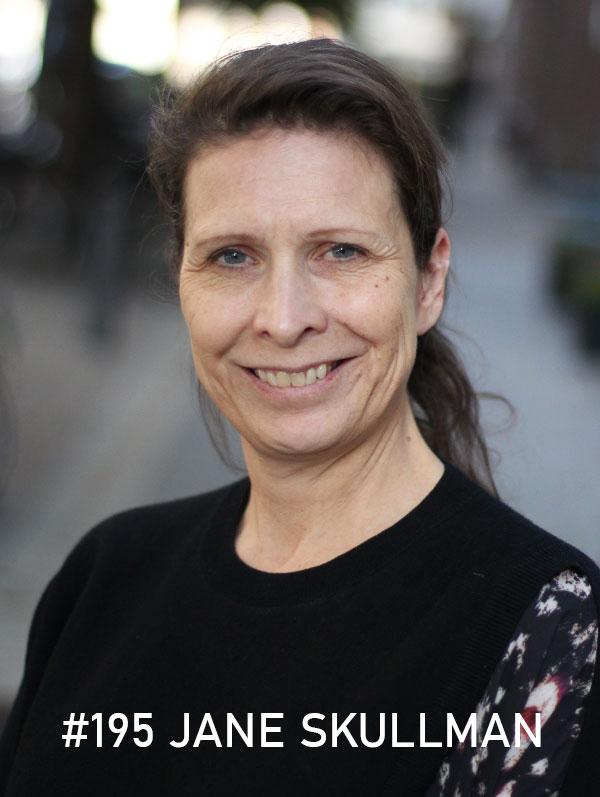 Jane Skullman. Foto: Christian von Essen, hejaframtiden.se