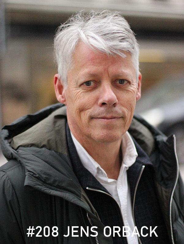 Jens Orback. Foto: Christian von Essen, hejaframtiden.se