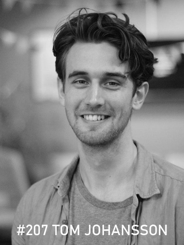 Tom Johansson. Foto: Christian von Essen, hejaframtiden.se