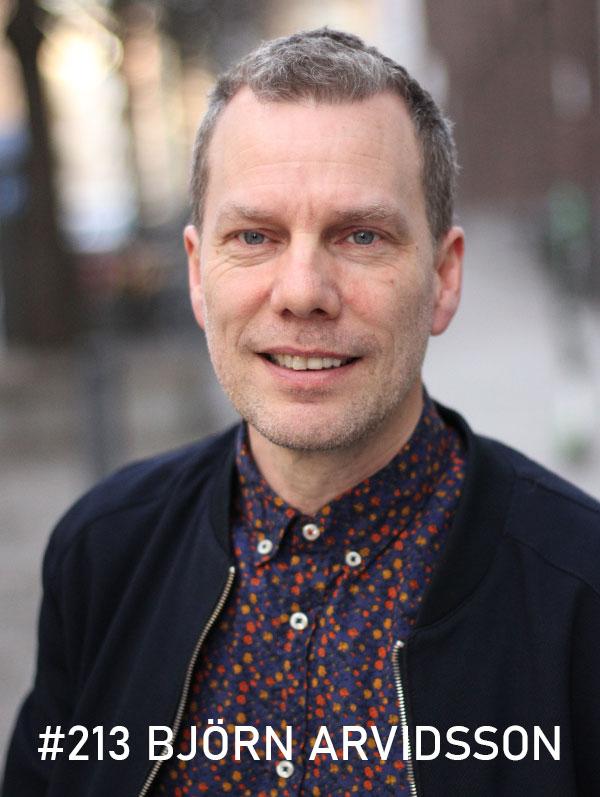 Björn Arvidsson, STUNS. Foto: Christian von Essen, hejaframtiden.se
