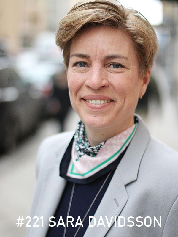 Sara Davidsson. Foto: Christian von Essen